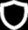 White Shield Icon